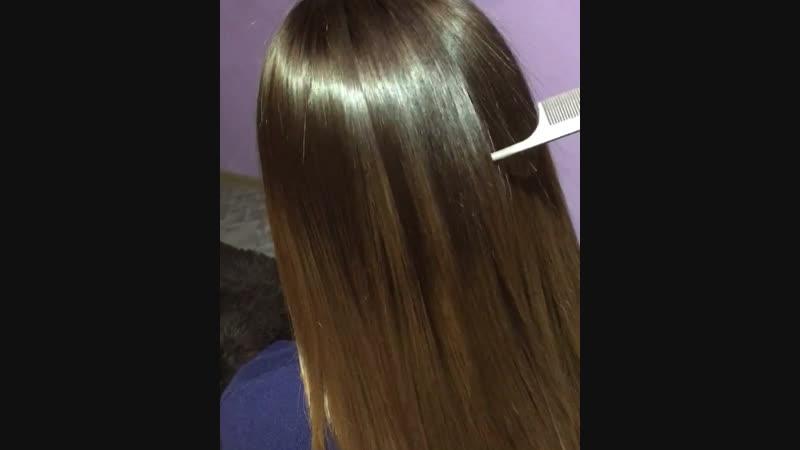 Биксипластия волос для Лиоры 💥