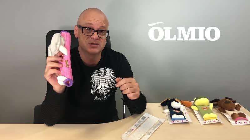 Накладка-игрушка на ремень безопасности — обзор и тест