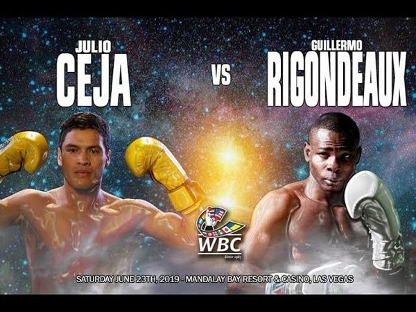 Fight Night Champion Гильермо Ригондо - Хулио Сеха (Guillermo Rigondeaux - Julio Ceja)