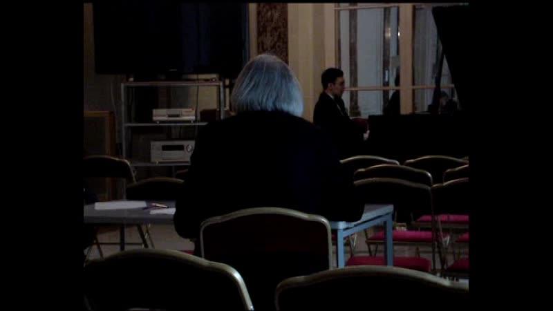 C. Debussy - Prelude from Suite Bergamasque (Iskander Gafarov)
