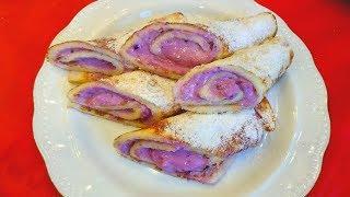 Заменит и пирожное и торт Королевский завтрак Лакомство из творога за 10 МИНУТ