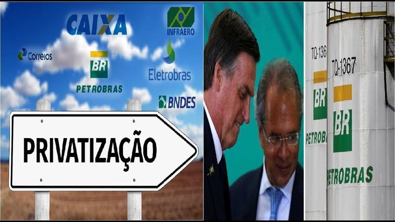 【PRIVATIZAÇÃO DA PETROBRAS】►A reação eufórica das ações após o rumor de privatização em uma imagem