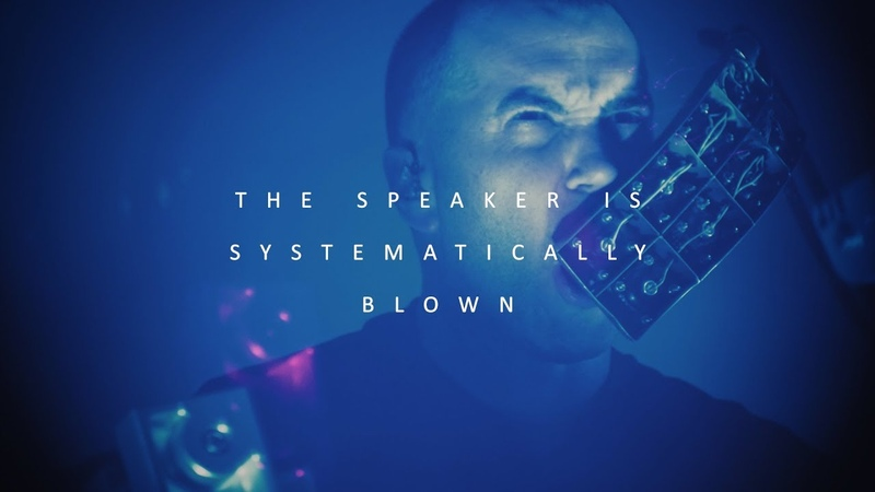 AUTHOR PUNISHER - The Speaker Is Systematically Blown (LIVE @ KAPU 2019)