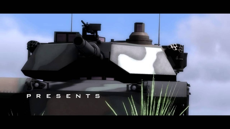 DCS: Combined Arms Trailer