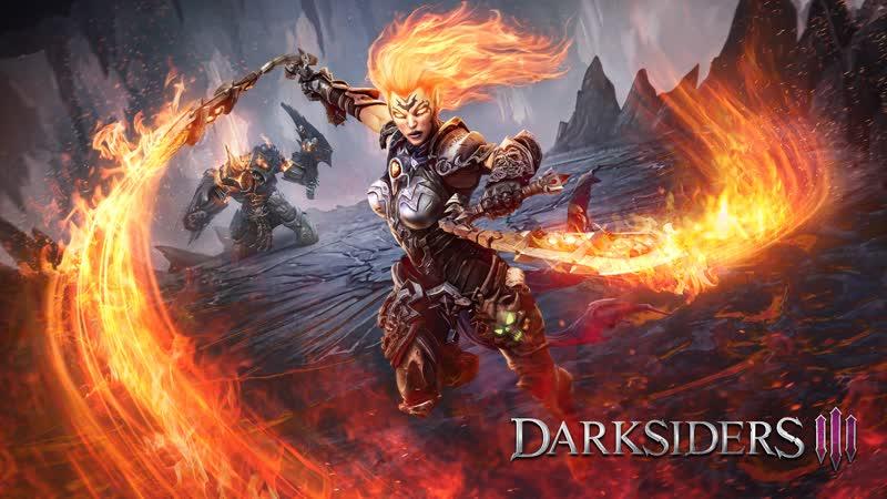 Часть 7 прохождение Darksiders 3 Судный день сложность все дополнения