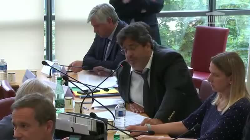 Le député juif et sioniste Meyer Habib engueule ses collègues de la commission parlementaire
