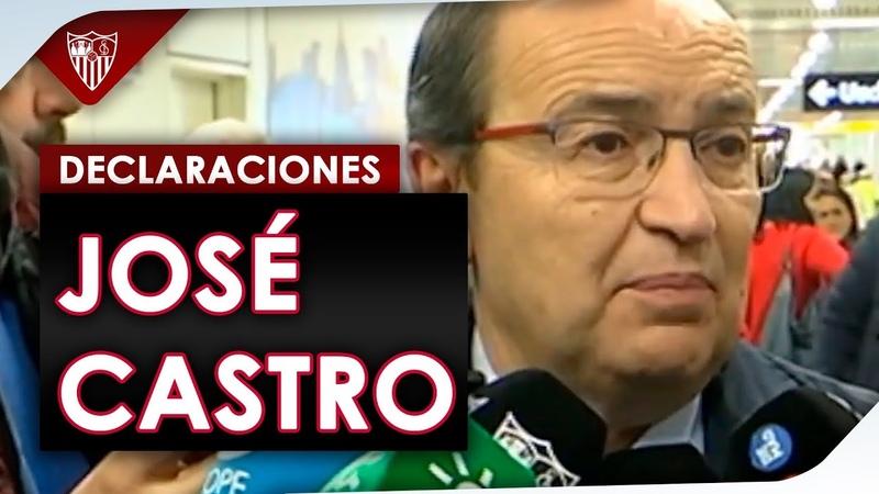 José Castro:Va a ser una eliminatoria dura; se va a vender cara