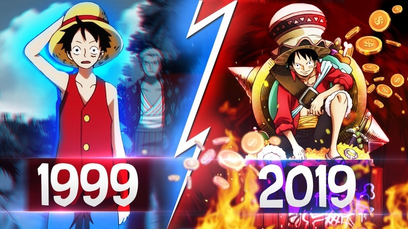 КОРОТКО о Ван Пис / One Piece 1999-2019