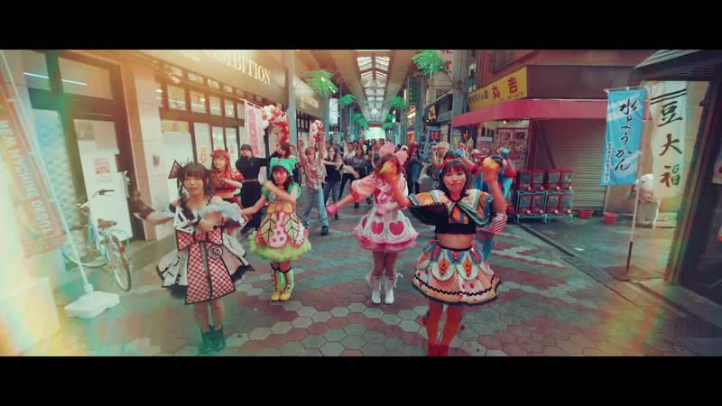 FES☆TIVE 「Haretoke! Appare! Japanese!」MV (2019年9月25日リリース)
