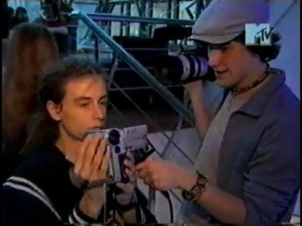 Децл a.k.a Le Truk на MTV NEWS БЛОК (2003)