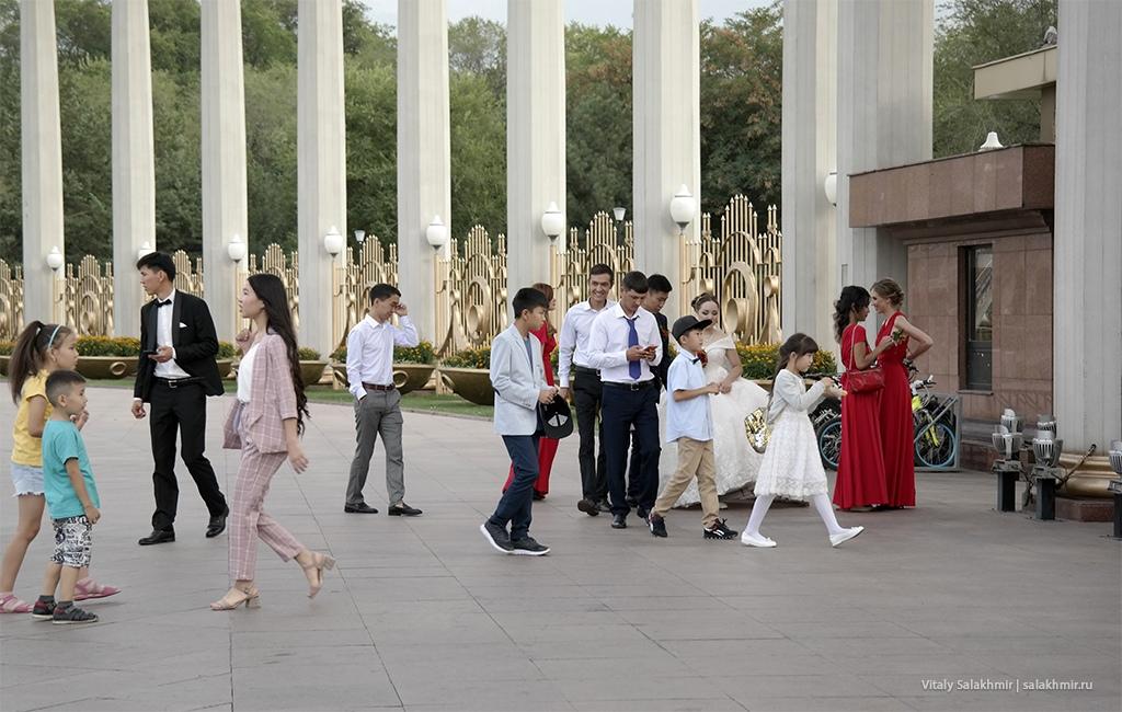 Свадьба в Парке Первого Президента, Алматы 2019