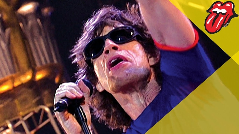 The Rolling Stones Jumpin' Jack Flash Bridges To Buenos Aires