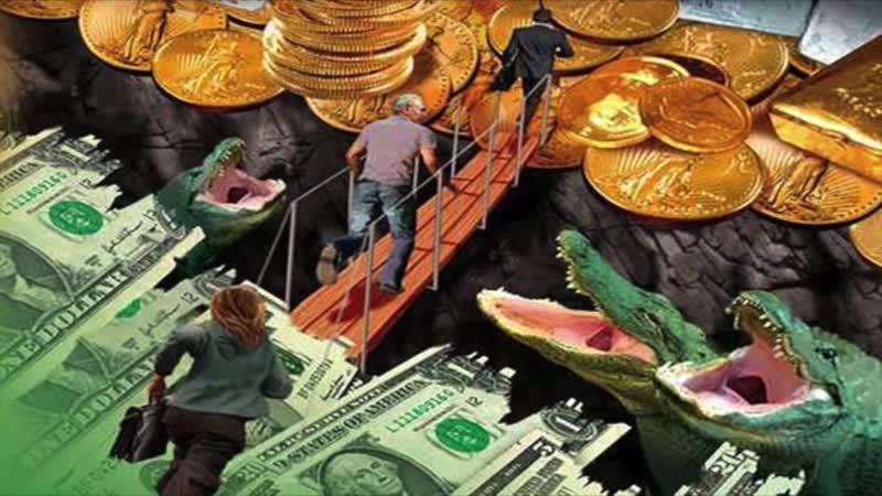 Americas DEBT BOMB | Global Financial RESET Coming