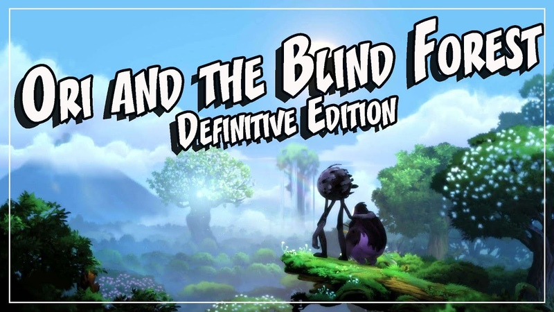 Воришка Гумон ► Ori and the Blind Forest 1