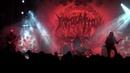 Immolation Fostering The Divide World Agony Mystic Fest 19 Kraków Poland 26 06 19