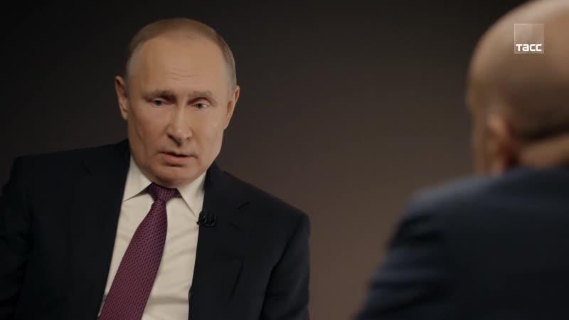Путин рассказал, как выбрал нового премьер-министра