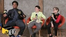 Dive In w/ 'Good Boys' Cast (Jacob Tremblay, Keith L. Williams Brady Noon)   MTV News