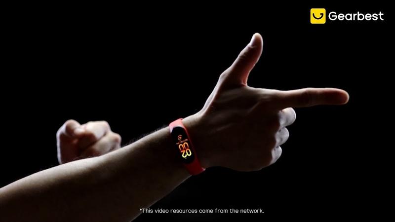 Xiaomi Mi Band 4 Smart Bracelet International Version Black 449543801