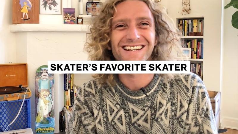 Skaters Favorite Skater | Daniel Lutheran | Transworld Skateboarding