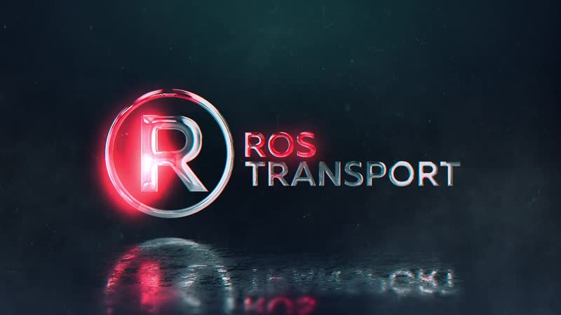 Анимация логотипа ROSTRANSPORT
