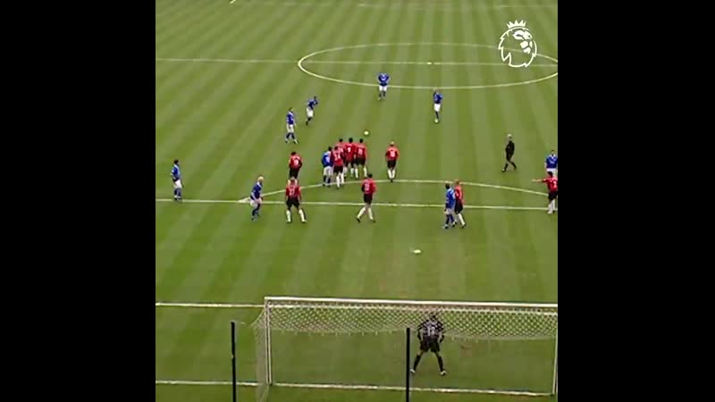 Мартин Грейнджер vs Ман Юнайтед 2004