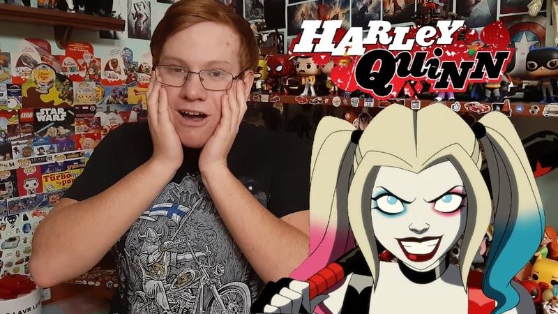 Харли Квинн мультсериал для взрослых Моё мнение и впечатление