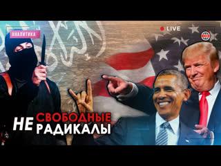 Как США помогают террористам в Сирии и при чём тут нефть