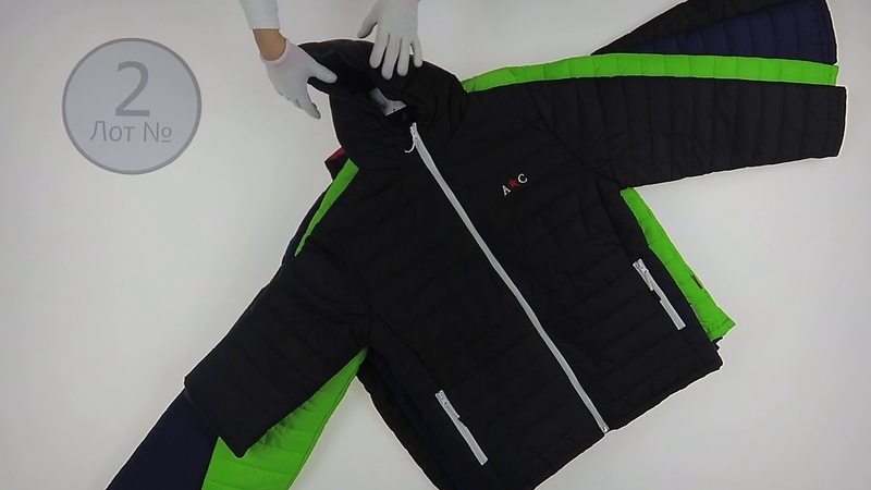 ANDREW CHARLES by Andy Hilfiger MENS PUFFA AUTUMN 2 Сток одежда оптом