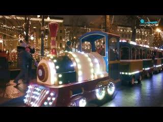 Петербург вошел в топ-3 городов СНГ для путешествий на новогодние ярмарки