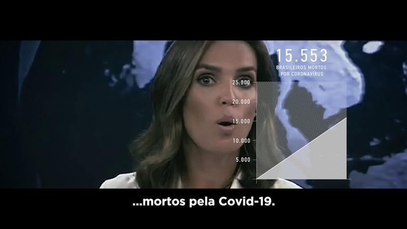 Esse é o jeito Bolsonaro de proteger a população defender a contaminação em massa
