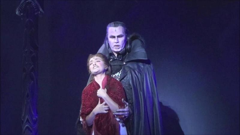 TANZ DER VAMPIRE Das Musical Deutsches Theater München am 05 10 2016 Teil I