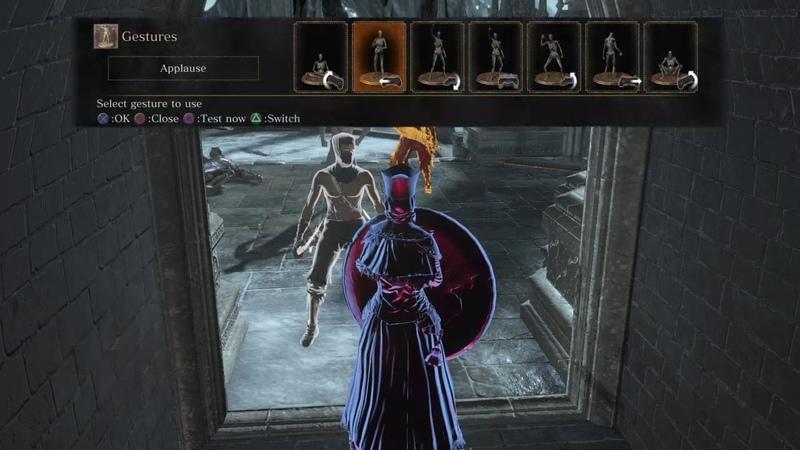 DARK SOULS™ III Moaning shield VS Ringed Knight Paired Greatswords