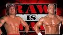 WWE 2K19 Essa Rios vs Crash Holly, Raw Is War 00, Table Match