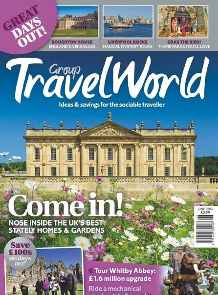 Group Travel World June 2019