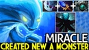 MIRACLE Morphling Created a Monster with Scepter Build 7 23 Dota 2