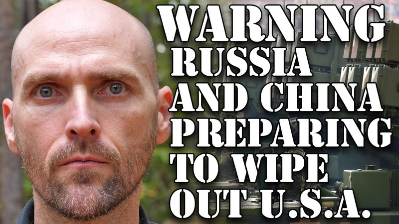 (5639) Warning Russia And China Preparing To Wipe Out The USA - YouTube