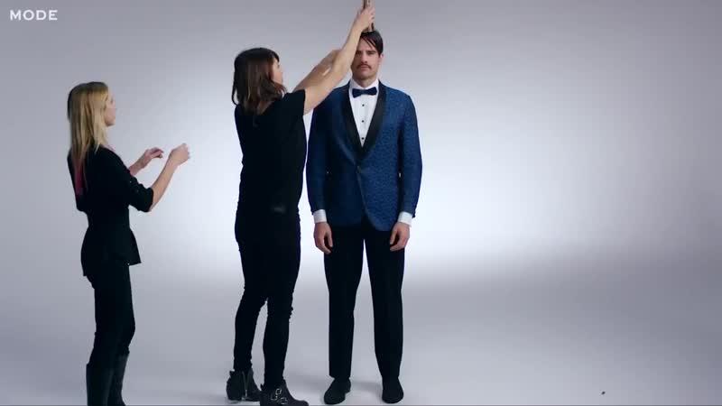 Как выглядел король вечеринок Как менялась мужская новогодняя мода за последние