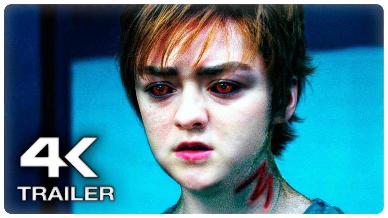 ЛЮДИ ИКС׃ НОВЫЕ МУТАНТЫ Русский Трейлер 2 (4K ULTRA HD) НОВЫЙ 2020 SuperHero Marvel X-Men Movie HD