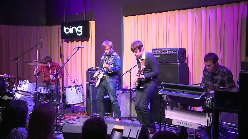 The Black Keys - Ten Cent Pistol (Bing Lounge)