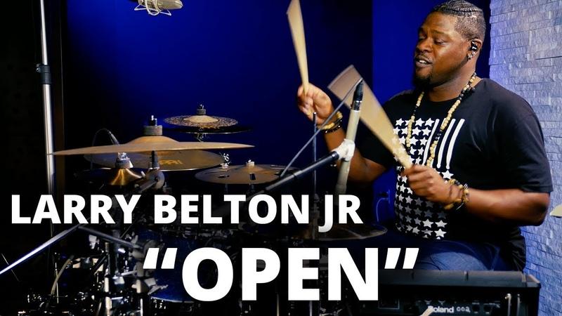 Meinl Cymbals Larry Belton Jr Open