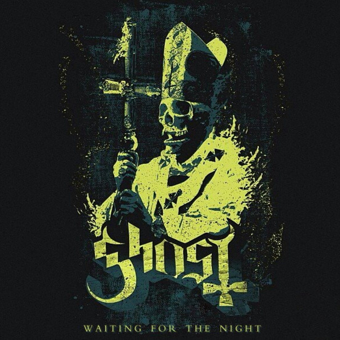 Ghost - Waiting For The Night (Compilation)