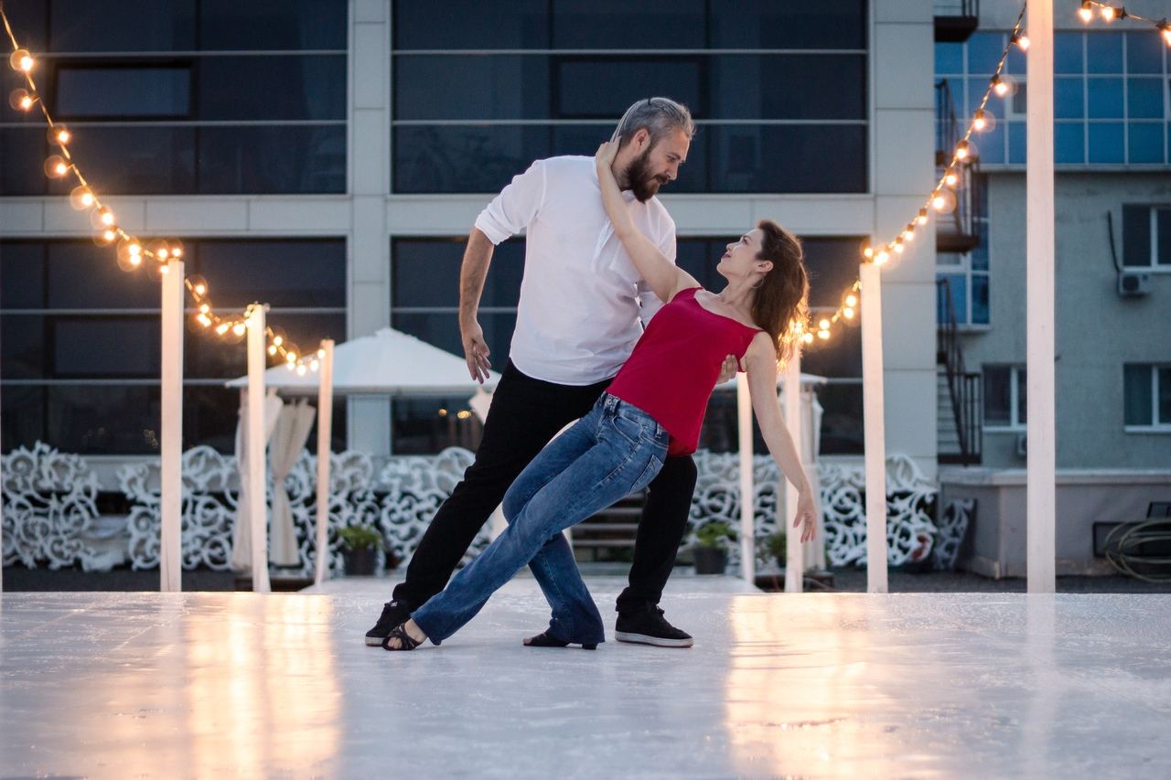 Афиша Уфа Парные танцы под современную музыку