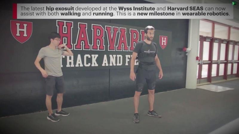 Robo shortsmake walking easier focuses on soft robotics and bio-inspired Harvard's Wyss Institute