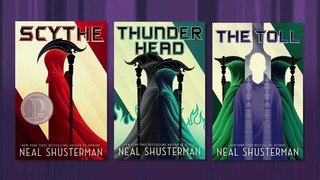 The Toll (Arc of a Scythe #3) by Neal Shusterman | Book Trailer