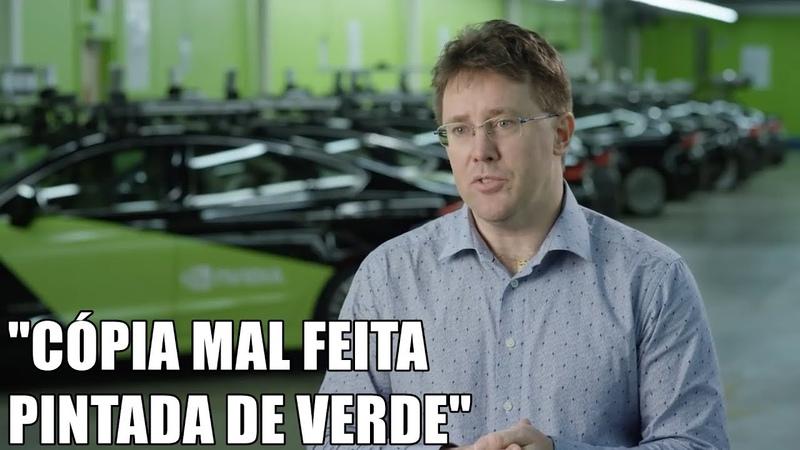 NVIDIA É ACUSADA DE COPIAR A INTEL!