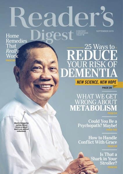 Reader's Digest Canada - 09.2019