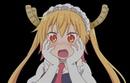 Странная херня Kobayashi san Chi no Maid Dragon Toru*ANIME · coub коуб