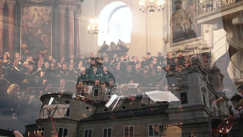 JUBILATE DEO - Dan Forrest- Salzburg Cathedral
