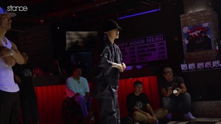 Fifty vs Mono B girl Final l Soul Flow 12 // .stance