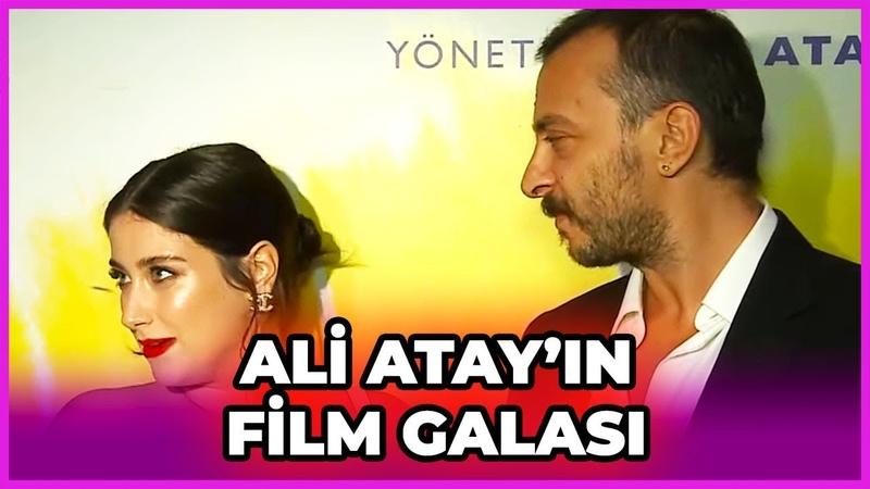 Ali Atay ın Filminin Galasını Yaptı GEL KONUŞALIM